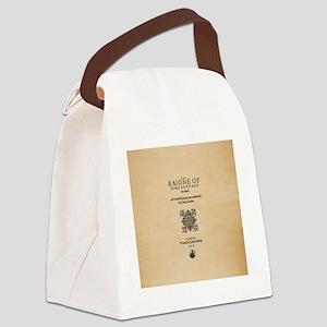 Folio-KingEdward1596 Canvas Lunch Bag