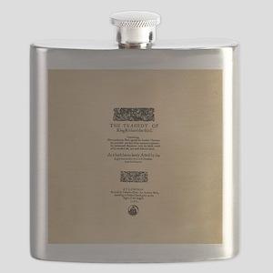 Folio-KingRichardIII Flask