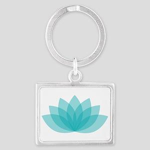 Lotus Blossom Keychains