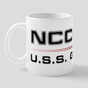 USS Grissom Mug