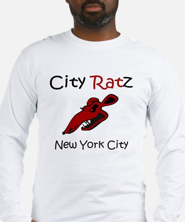 CLICK HERE FOR City Ratz NYC  Long Sleeve T-Shirt