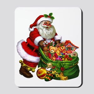 Santa Claus! Mousepad