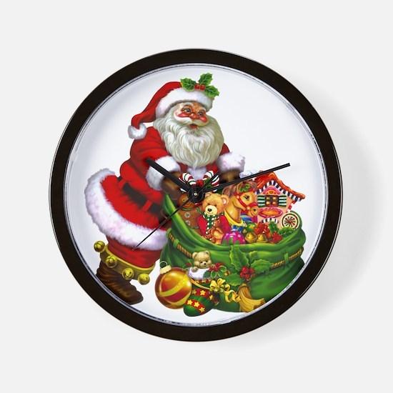 Santa Claus! Wall Clock