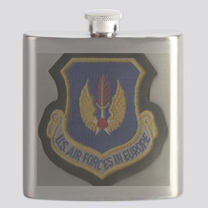United Air Forces in Europe Flask