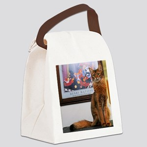 Nibbles Canvas Lunch Bag