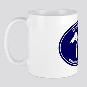 GREAT LAKES SHARK FREE Mug
