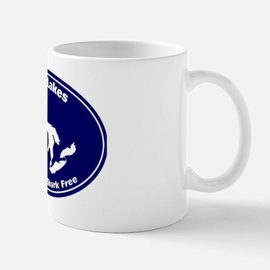 GREAT LAKES SHARK FREE Mug