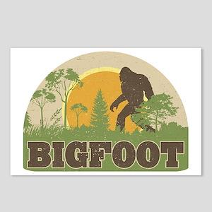Bigfoot Postcards (Package of 8)