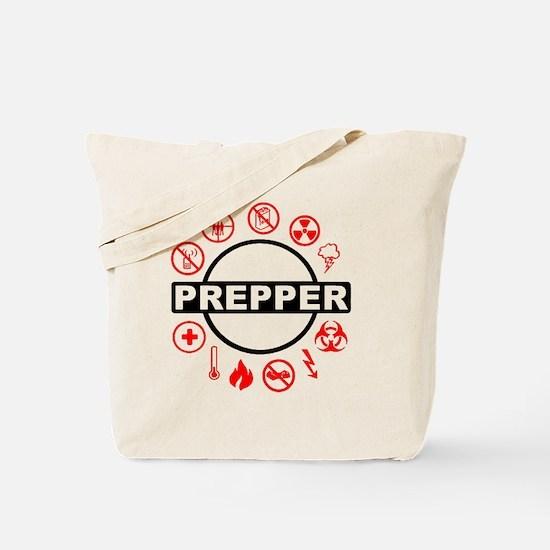 prepper Tote Bag