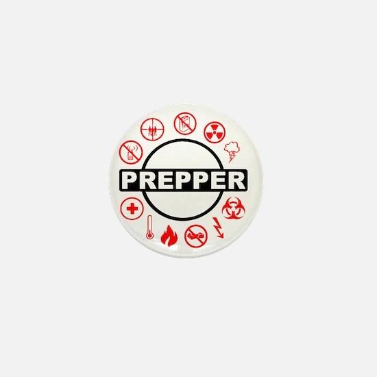 prepper Mini Button