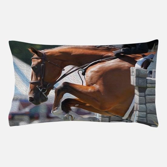 Over Fences D1389-013 Pillow Case