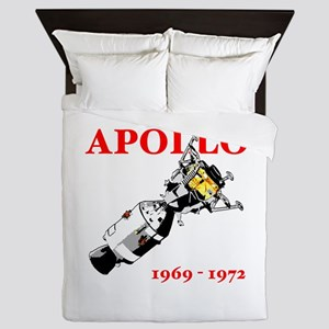 Apollo 1969-1972 Queen Duvet