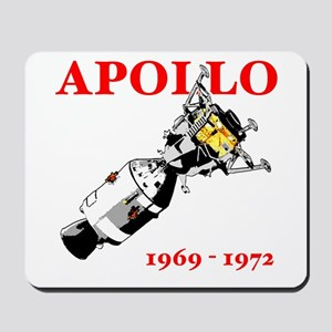 Apollo 1969-1972 Mousepad