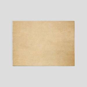 Folio-Back-men 5'x7'Area Rug