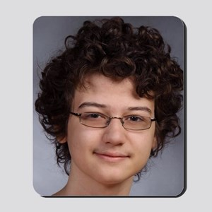 Aidan 2012 Headshot Mousepad