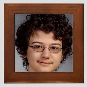 Aidan 2012 Headshot Framed Tile