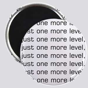 One More Level Tee Magnet