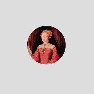 Elizabeth I Mini Button