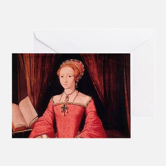 Elizabeth I Greeting Card