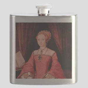 Elizabeth I Flask