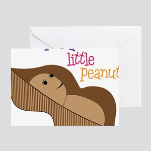 Little Peanut Greeting Card