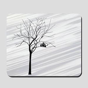 t-shirt men_826_H_F_Winter Tree2 Mousepad