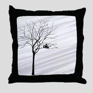 t-shirt men_826_H_F_Winter Tree2 Throw Pillow