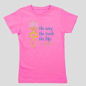 John 14:6 Girl's Tee