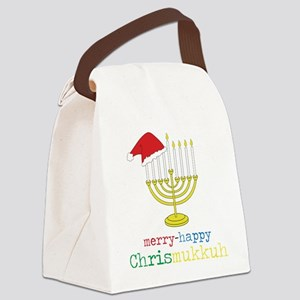 Chrismukkuh Canvas Lunch Bag