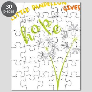 My Little Dandelion Puzzle