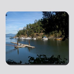 View of the Harbour Mousepad