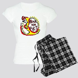 Fear No Art - Original! Women's Light Pajamas
