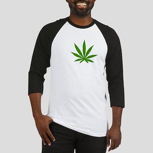 I Love Cannabis Florida Baseball Jersey