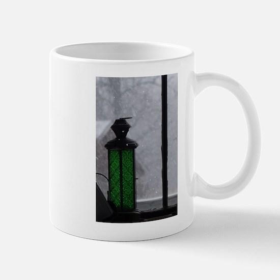 Green Lanern Mugs