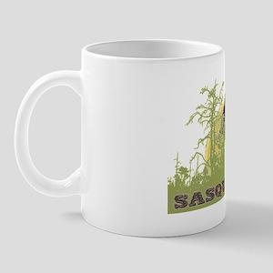 Sasquatch Mug