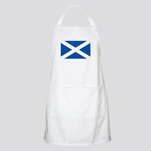 Scotish flag BBQ Apron