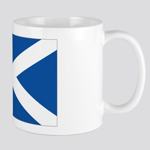 Scotish flag Mug