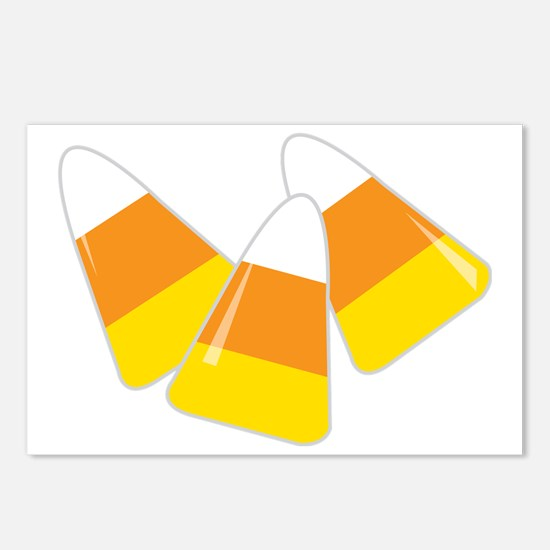 Candy Corn Postcards (Package of 8)
