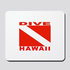 Dive Hawaii Mousepad