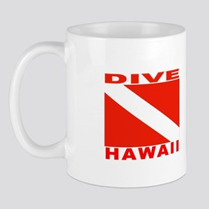 Dive Hawaii Mug
