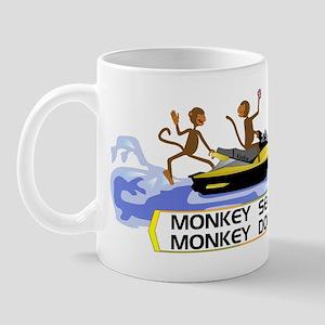 MonkeySea MonkeyDoo Mug