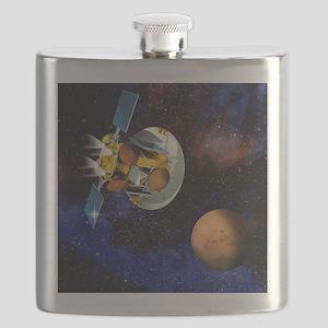 Mars Sample Return orbiter Flask