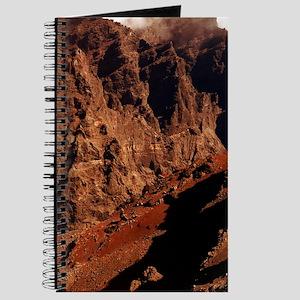 Martian landscape Journal
