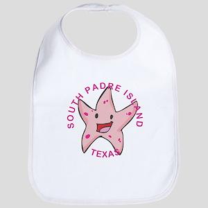 Texas - South Padre Island Baby Bib