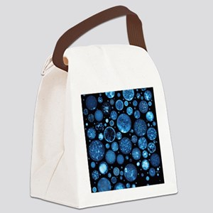 Multiple universes Canvas Lunch Bag