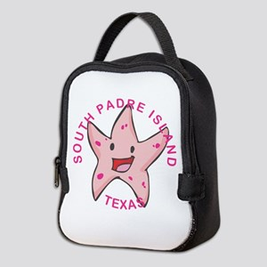 Texas - South Padre Island Neoprene Lunch Bag