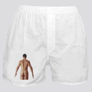 Man's body Boxer Shorts