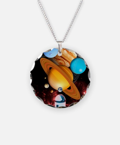 Observing the planets Necklace