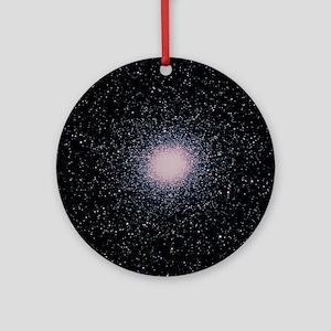 Omega Centauri Round Ornament