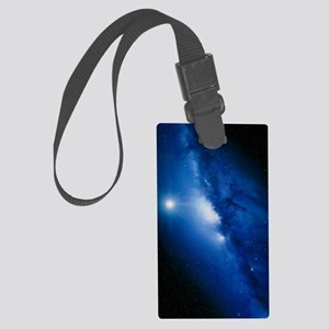Milky Way Large Luggage Tag